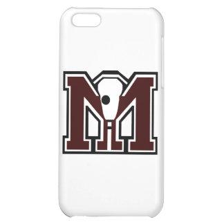 MI Lacrosse iPhone 5C Cases