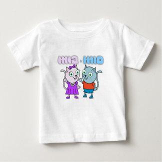 Mia and Mio Baby T-Shirt