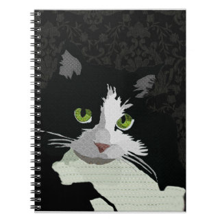 Mia Black Notebook