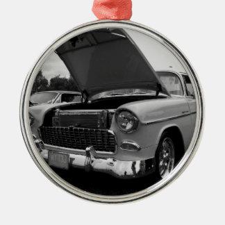 Mia II Metal Ornament