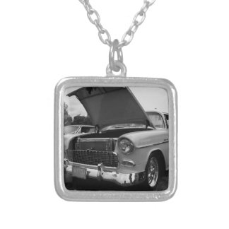 Mia II Silver Plated Necklace