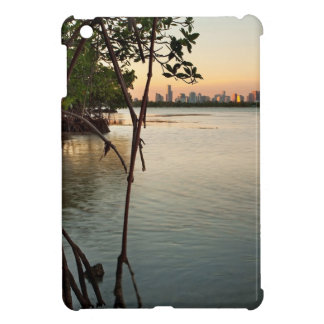 Miami and Mangroves at Sunset Case For The iPad Mini