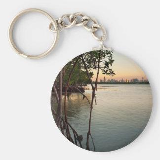 Miami and Mangroves at Sunset Key Ring