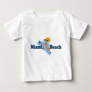 Miami. Baby T-Shirt