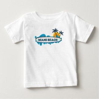 Miami Beach. Baby T-Shirt