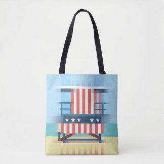 Miami Beach | Booth Tote Bag