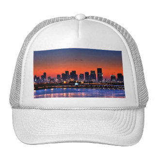 Miami Beach, Florida Trucker Hat