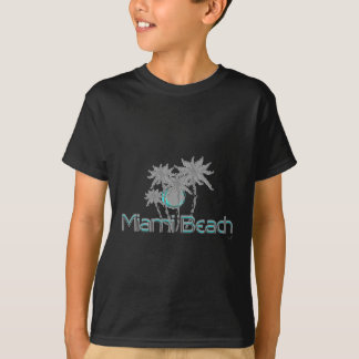 Miami Beach, Florida, Graphic, Cool T-Shirt