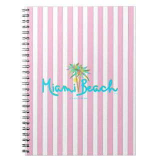 Miami Beach, Florida I Love You Notebooks