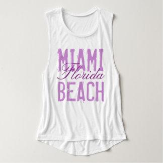 Miami Beach Florida Singlet