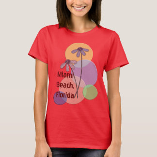 Miami Beach  Florida T-shirt
