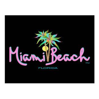 Miami Beach Pam's Postcard