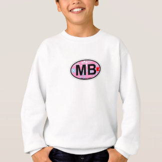 Miami Beach. Sweatshirt