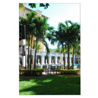 Miami Biltmore pool area Dry-Erase Board