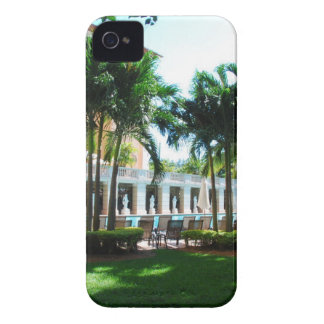 Miami Biltmore pool area iPhone 4 Covers