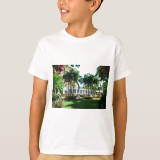 Miami Biltmore pool area T-Shirt