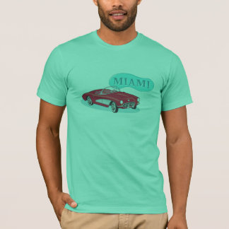 Miami Classic Corvette T-Shirt