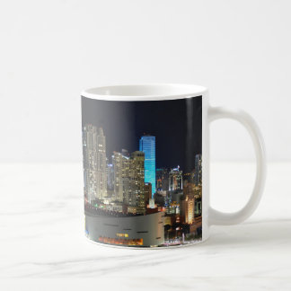 Miami Downtown CityScape Coffee Mug