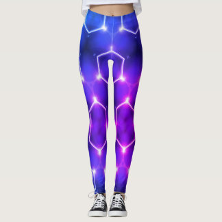 Miami Electric Leggings