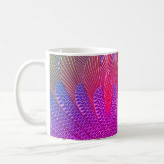 Miami Feathered Coffee Mug