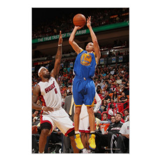 MIAMI, FL - JANUARY 01: Stephen Curry #30 of the Poster