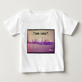 Miami Florida Baby T-Shirt