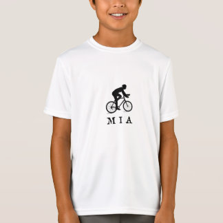 Miami Florida City Cycling Acronym MIA T-Shirt