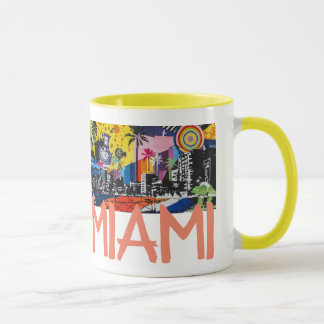 Miami Florida Coffee Mug 2