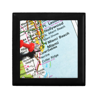 Miami, Florida Gift Box
