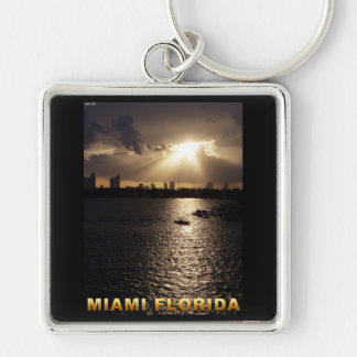 Miami, Florida Key Ring