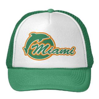 Miami Football Team Cap