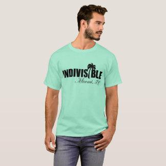 MIAMI Indivisible men t-shirt - blk logo