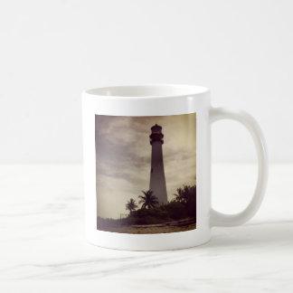 Miami Lighthouse Coffee Mugs