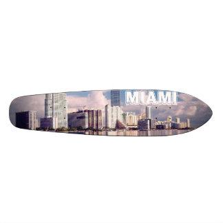 Miami Longboard 21.6 Cm Skateboard Deck
