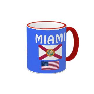 Miami* MIA International Airport Code Coffee Mug