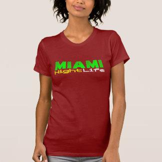 Miami Nightlife T Shirts