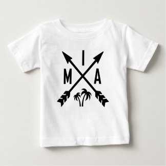 Miami Palm Tree Baby T-Shirt