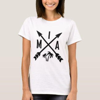 Miami Palm Tree T-Shirt