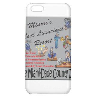 Miami Resort iPhone 5C Covers