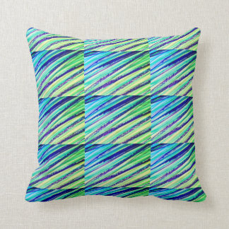 Miami Scribble Accent Style Cushion