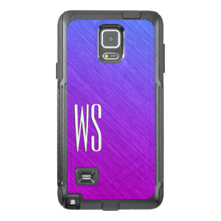 Miami Shine Monogram OtterBox Samsung Note 4 Case