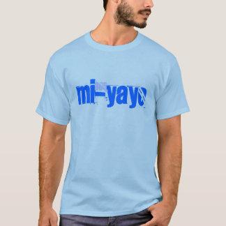 """Miami Shirts """" aka MI-yayo 305 custom Tri-Colored"""