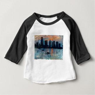Miami Skyline 7 Baby T-Shirt