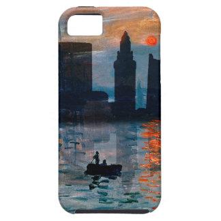 Miami Skyline 7 Tough iPhone 5 Case