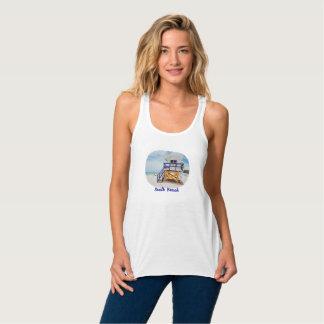 Miami South beach to power Patrol T-shirt tense