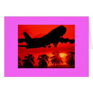 Miami Take-off Card