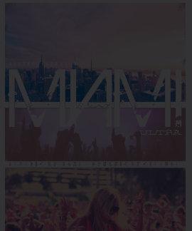 MIAMI ULTRA HEAT by Generic Clubwear Tees