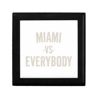 Miami Vs Everybody Gift Box