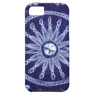 Miao Indigo Tie-Dye 4 iPhone 5 Case