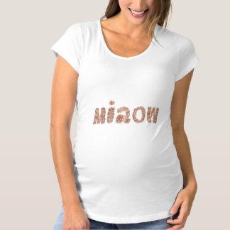 Miaow Maternity T-Shirt